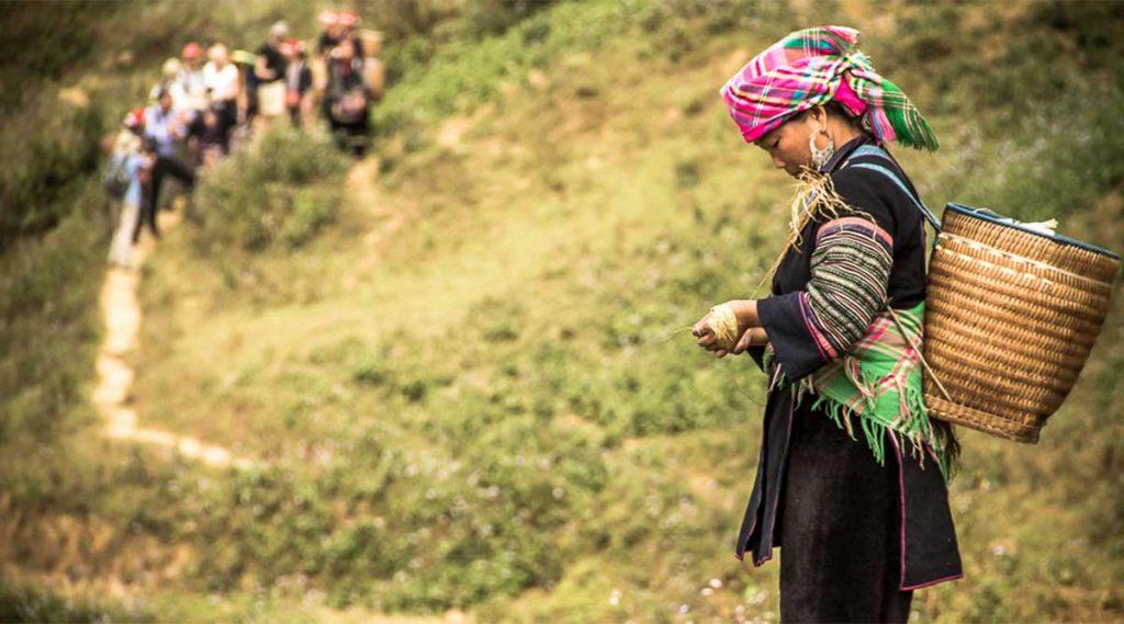 etnische minderheid in Vietnam