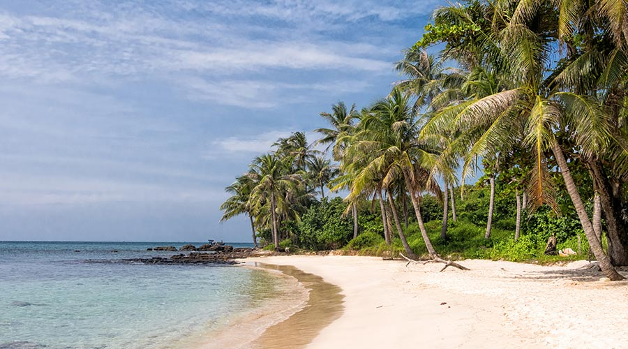 An Thoi Islands eilanden Phu Quoc