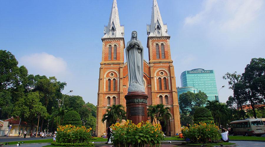 Basiliek van Notre-Dame Saigon