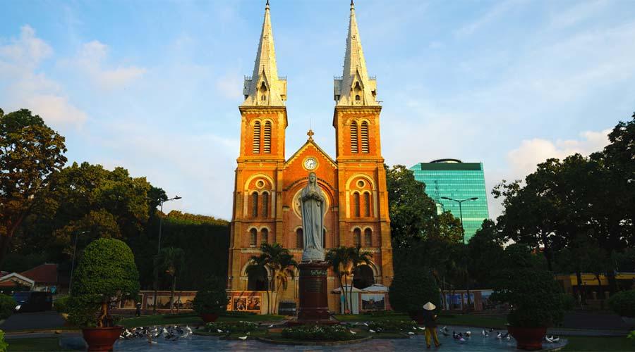 bezienswaardigheden dag 1 in Ho Chi Minh City
