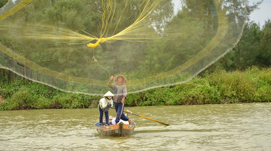 Boottocht Hoi An