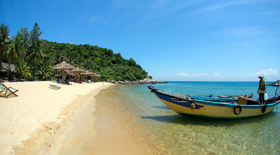 Cham Eiland /Island Vietnam