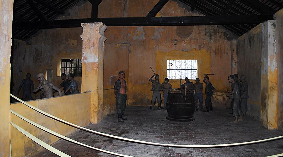 Con Dao gevangenis