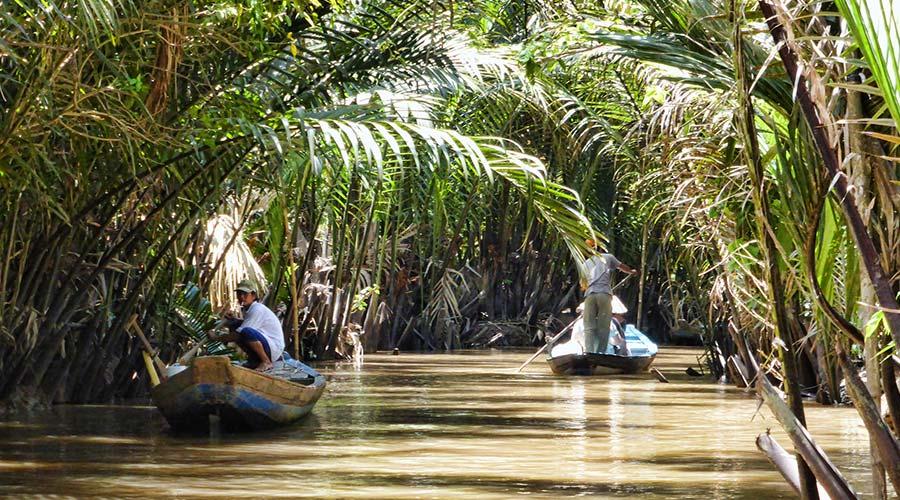 Dag 2 Mekong Delta