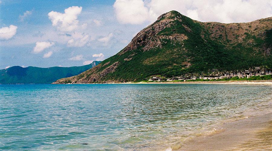 Dat Doc Beach strand Con Dao