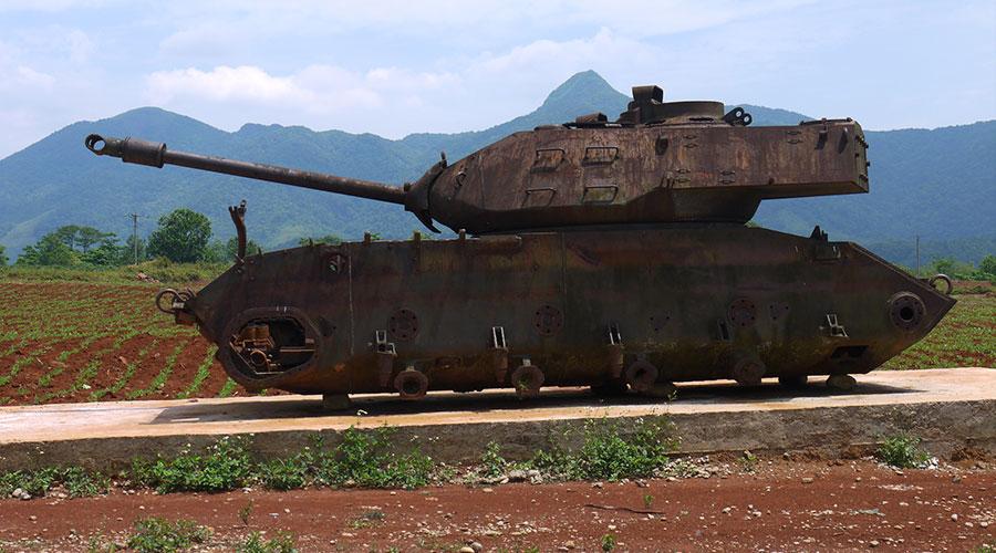 DMZ Hue