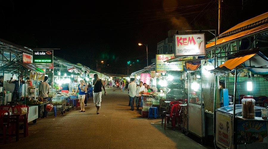 Duong Dong Markt