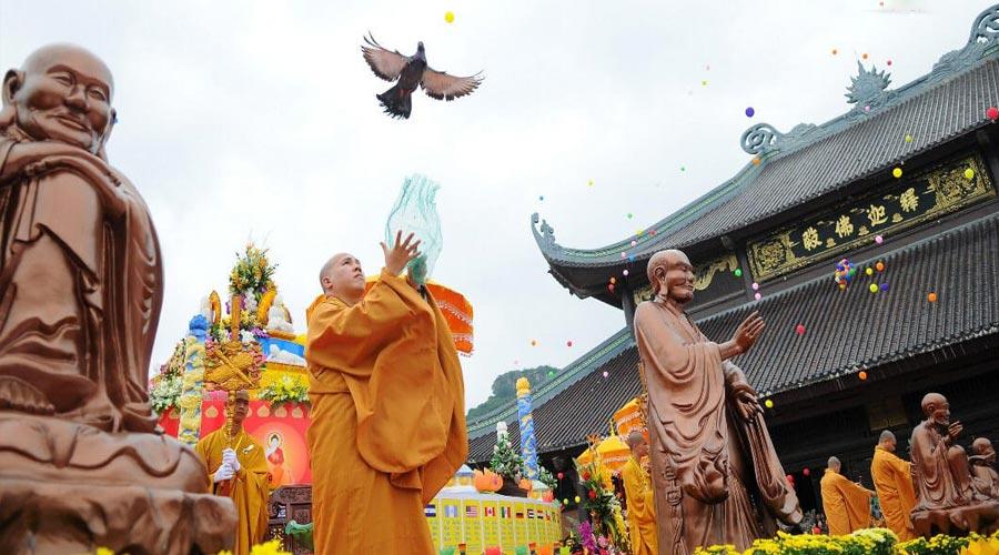 Phong Sinh feestdag VIetnam