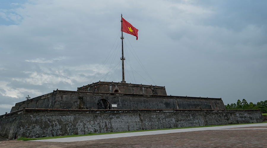 Flag Tower Hue