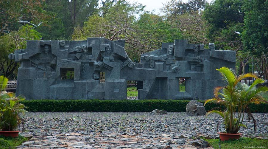 Hang Duong begraafplaats Con Dao