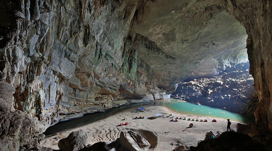 Hang En grot Phong Nha