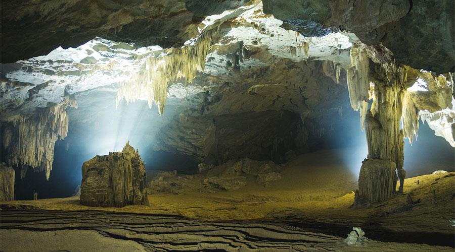 Hang Va Phong Nha grot