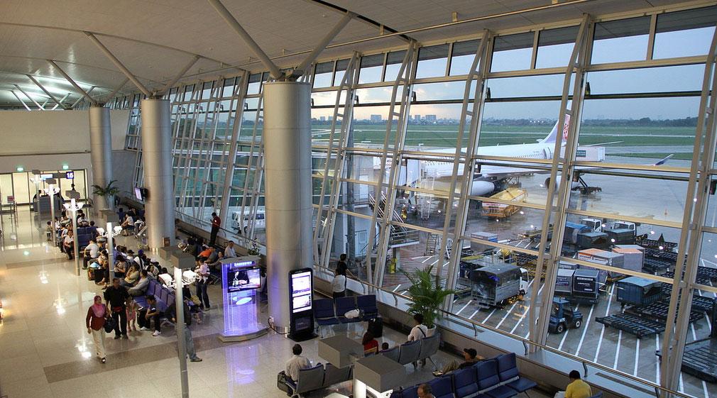 Ho Chi Minh City vliegveld Vietnam