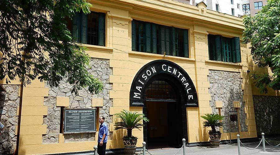 Hoa Lo Prison of Hanoi Hilton