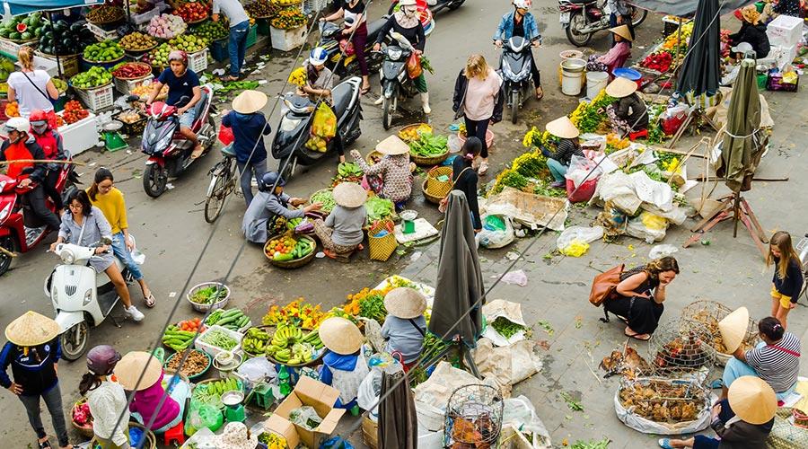 Centrale Markt Hoi An