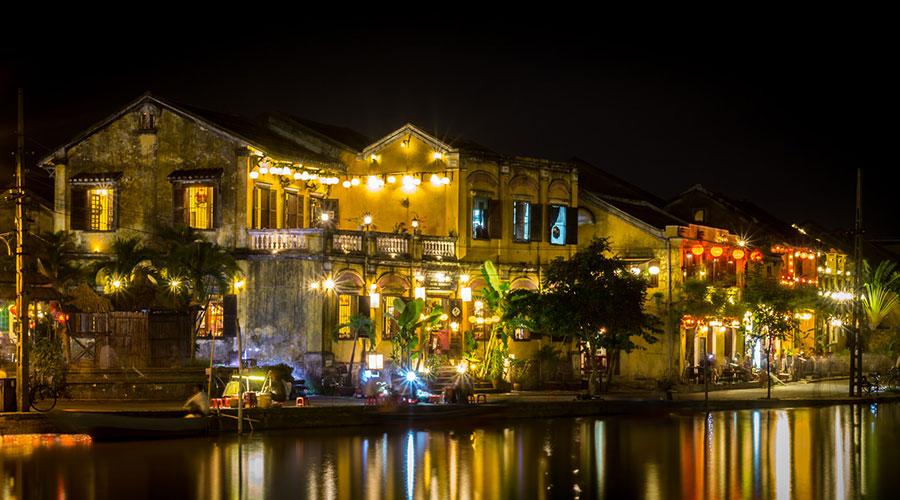 Hoi An Oude binnenstad