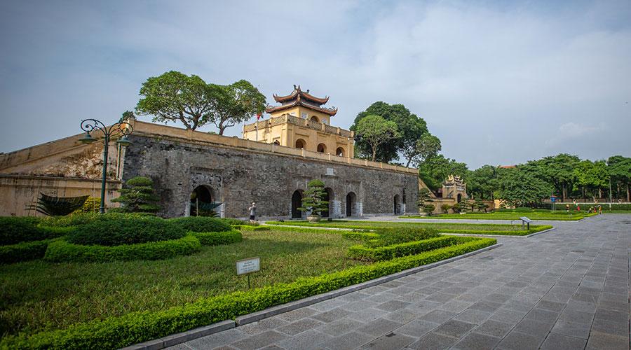 Imperial City van Hanoi