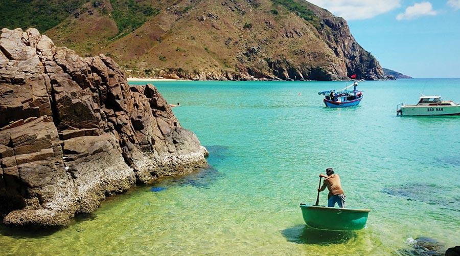 Ky Co eiland Quy Nhon