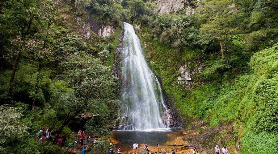 Love waterval Sapa