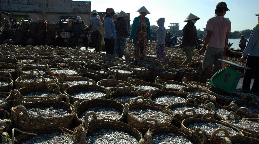 Mui Ne markt