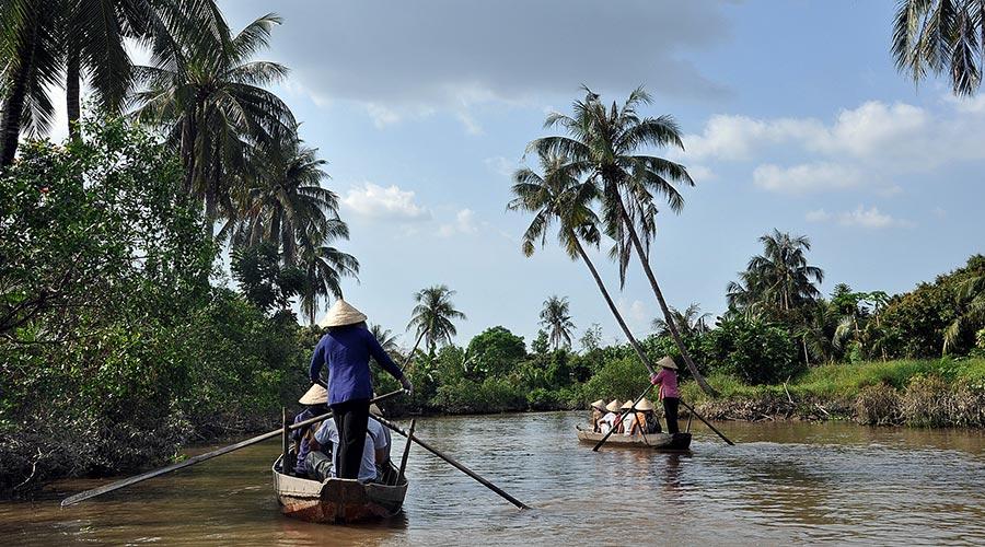 Mekong Delta trip vanaf Saigon Ho Chi Minh City