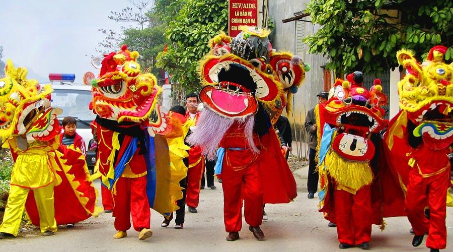 Mid-Autumn Festival (Trung Thu)