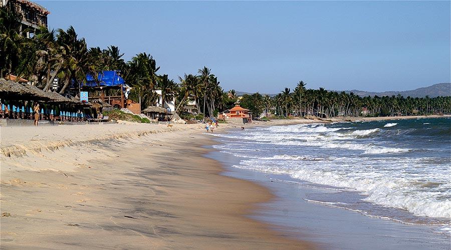 Mui Ne strand