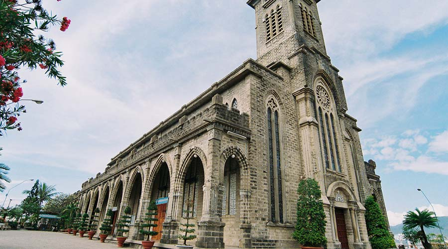 Nha Trang kerk