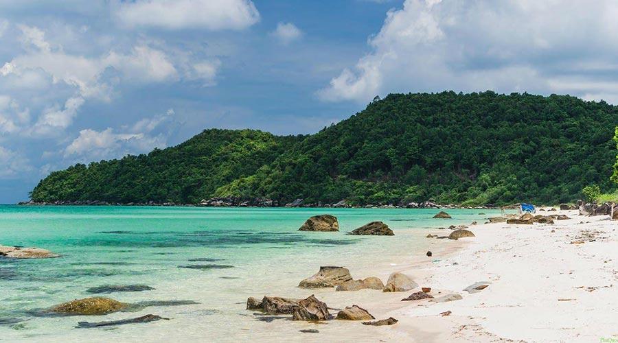 Ong Lan strand Phu Quoc