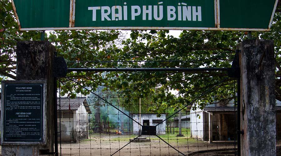 Phu Binh Camp Con Dao