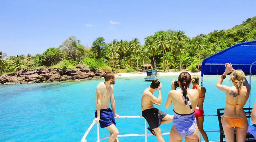 eilandhoppen met een Phu Quoc boottour