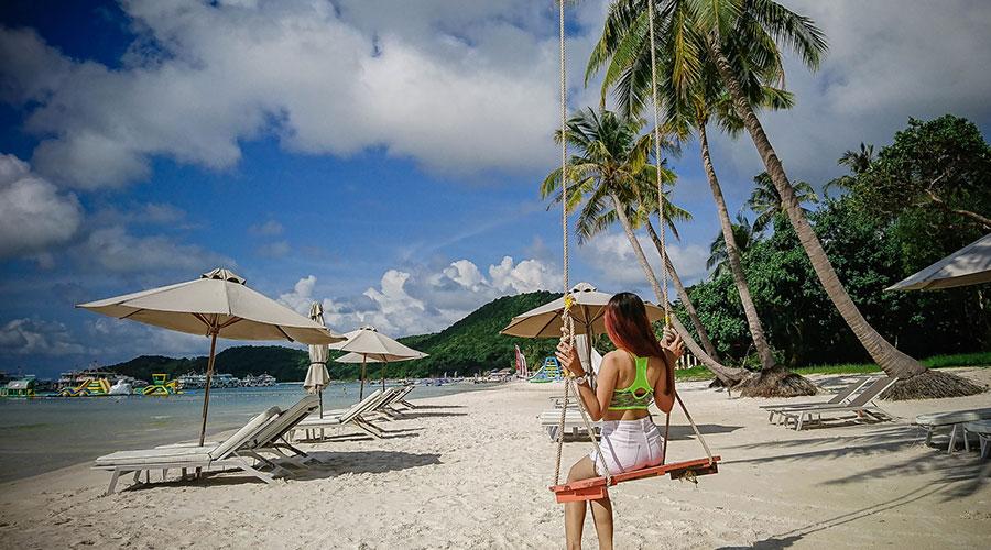 Phu Quoc relaxen op de stranden