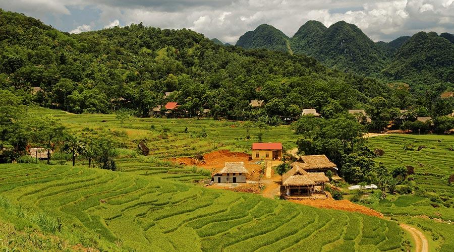 Pu Luong Nature Reserve Mai Chau
