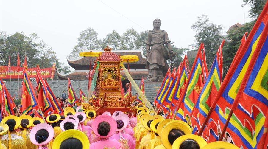 Quang Trung Vietnam feestdag