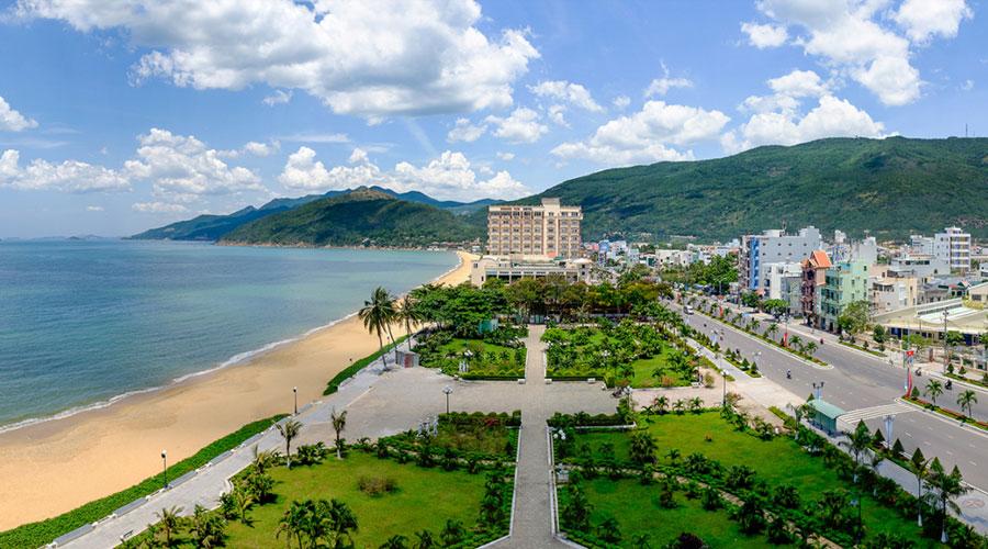 Municipal Beach Quy Nhon strand