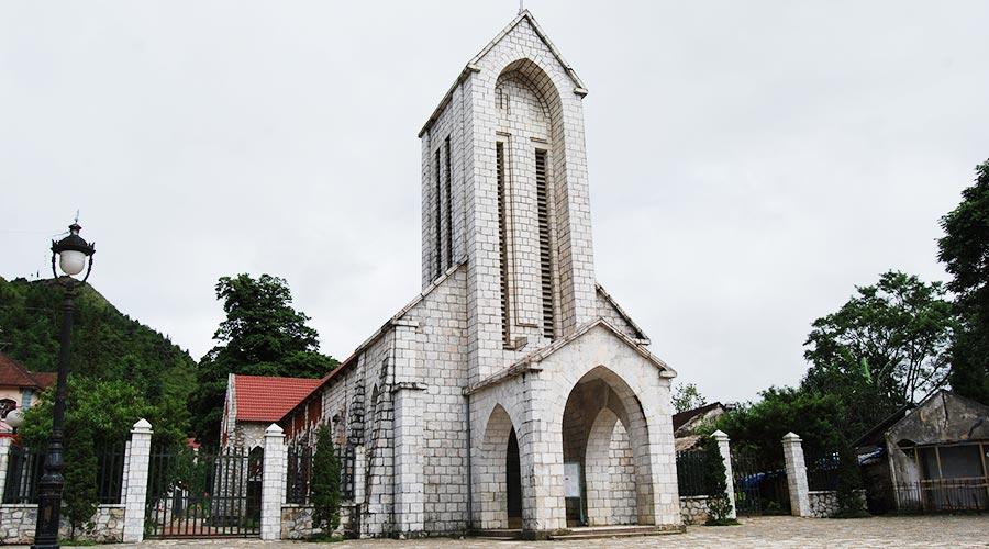 Sapa kerk