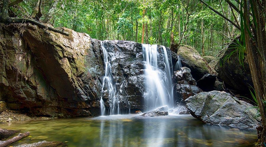 Suoi Tranh waterval Phu Quoc