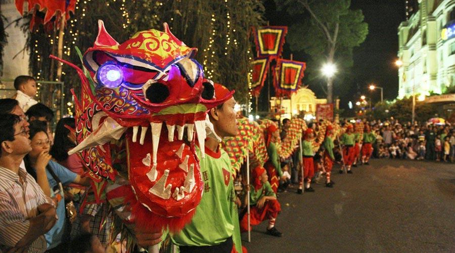 Tet Nieuw Jaar Vietnam