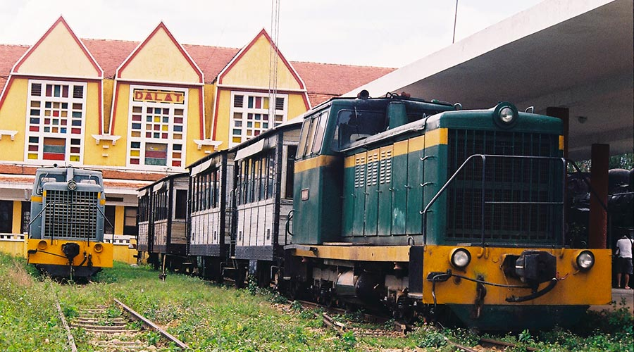Dalat Train Station (treinstation)