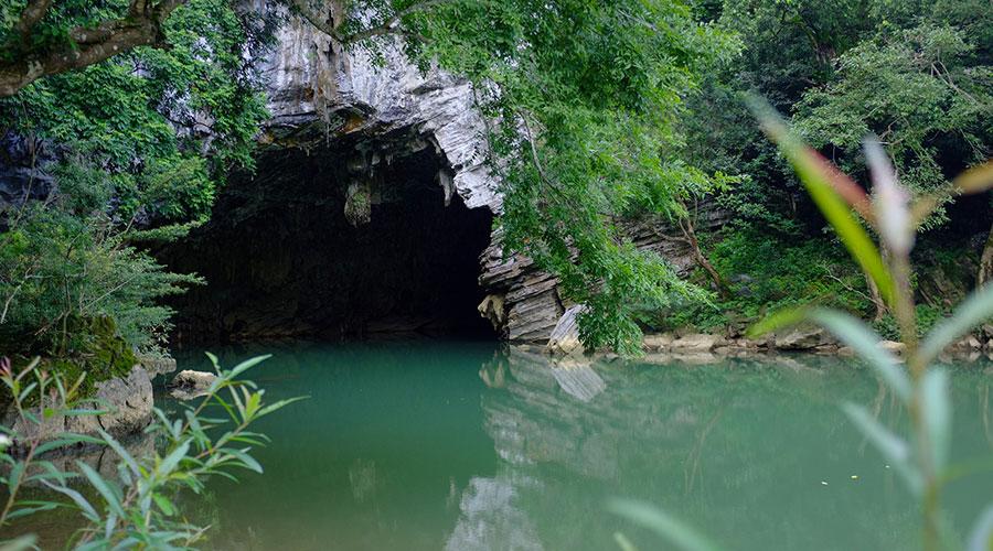 Tu Lan Cave Phong Nha grot