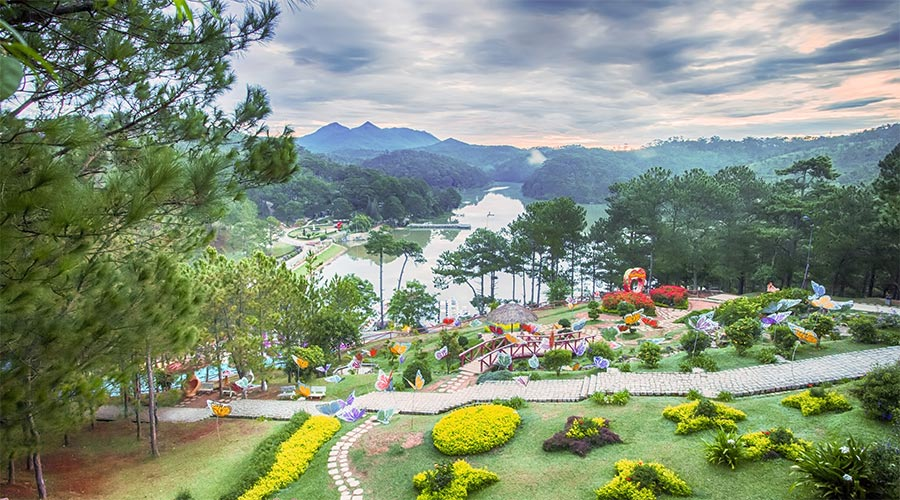 Valley of Love Dalat