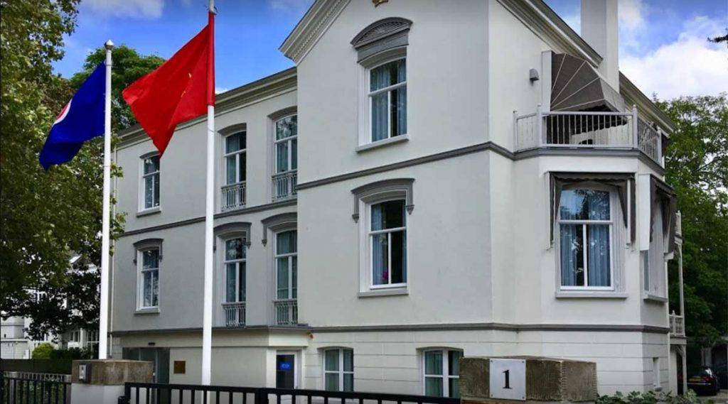 Ambassade van Vietnam in Den Haag