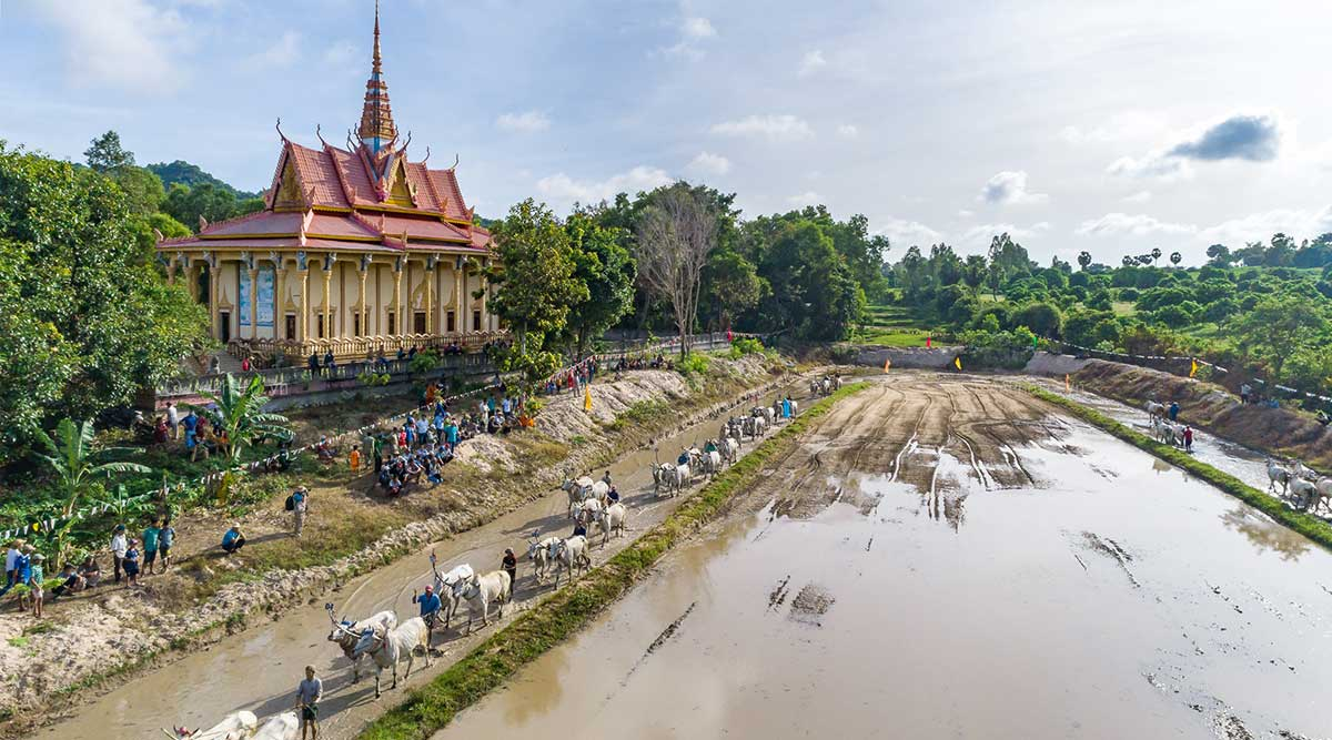 An Giang in Mekong Delta