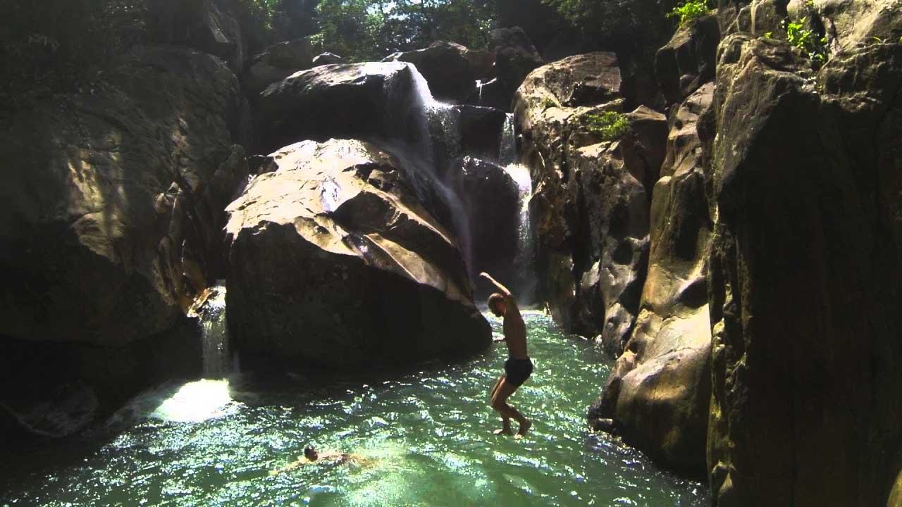 Ba Ho waterval Nha Trang