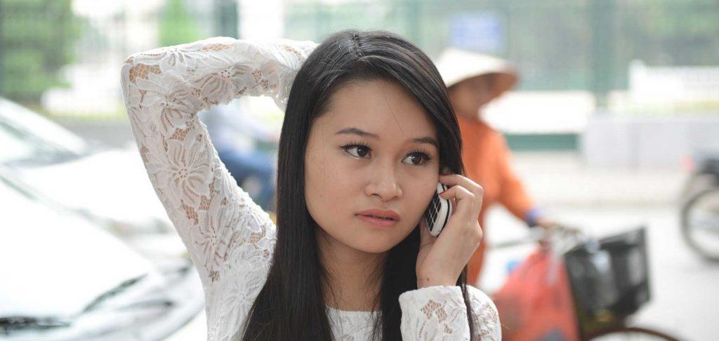 Internet en bellen in Vietnam