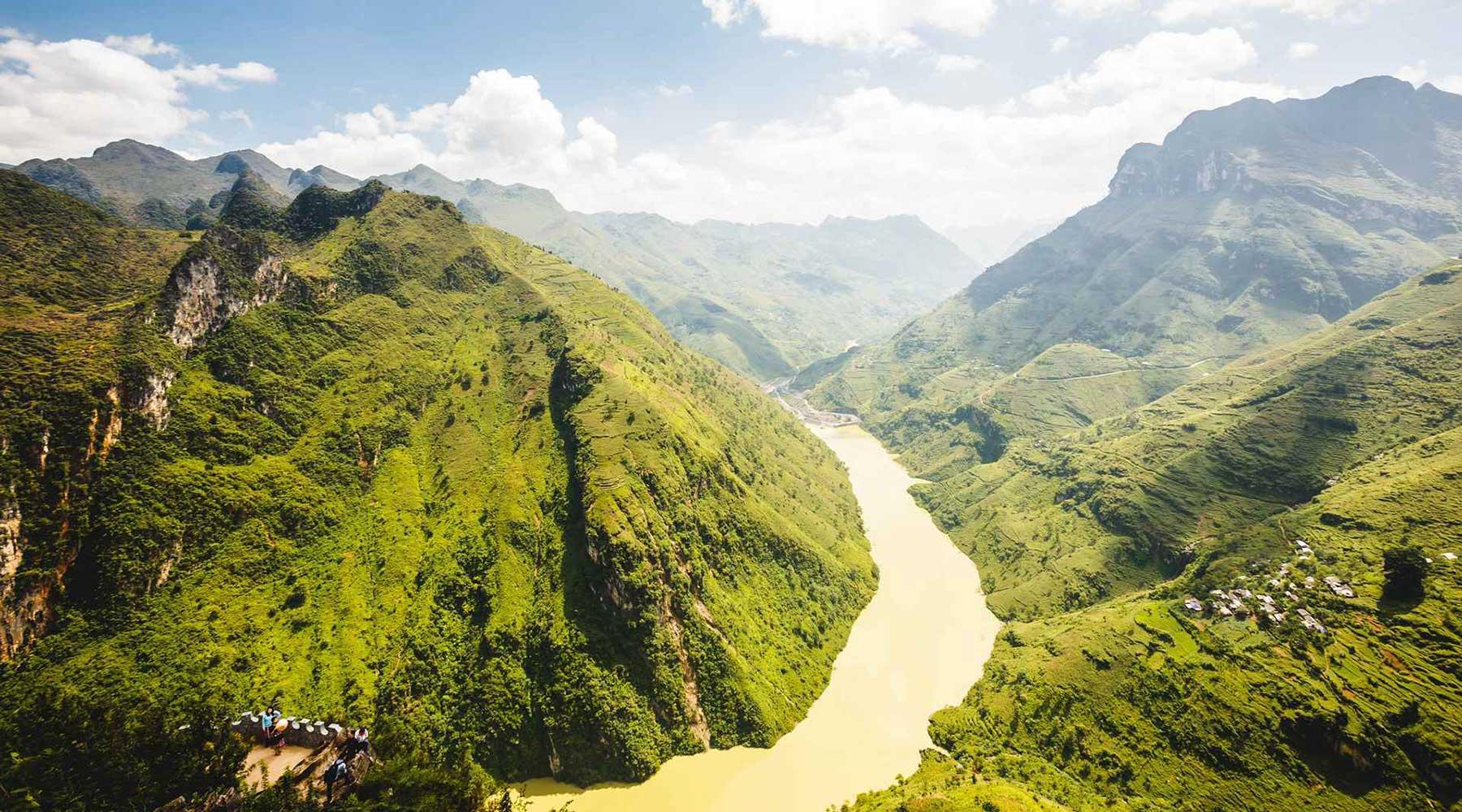 Top 15 mooiste bezienswaardigheden in Vietnam
