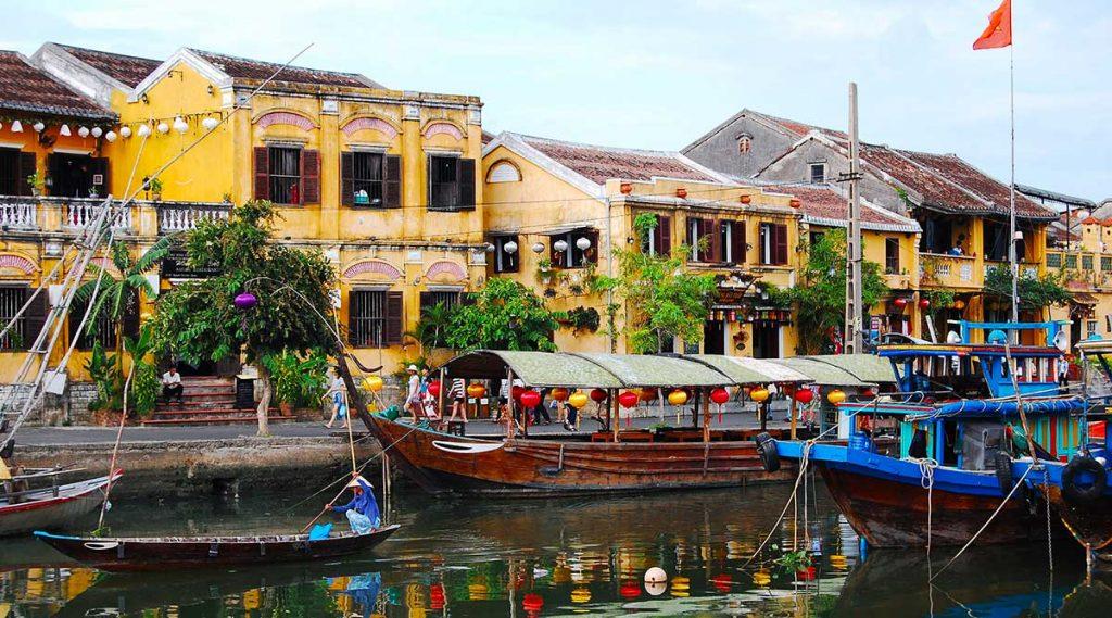 Hoi An is één van de hoogtepunten in Vietnam