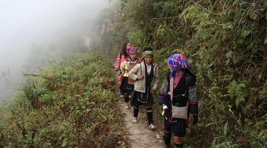 etnische minderheden in Sapa