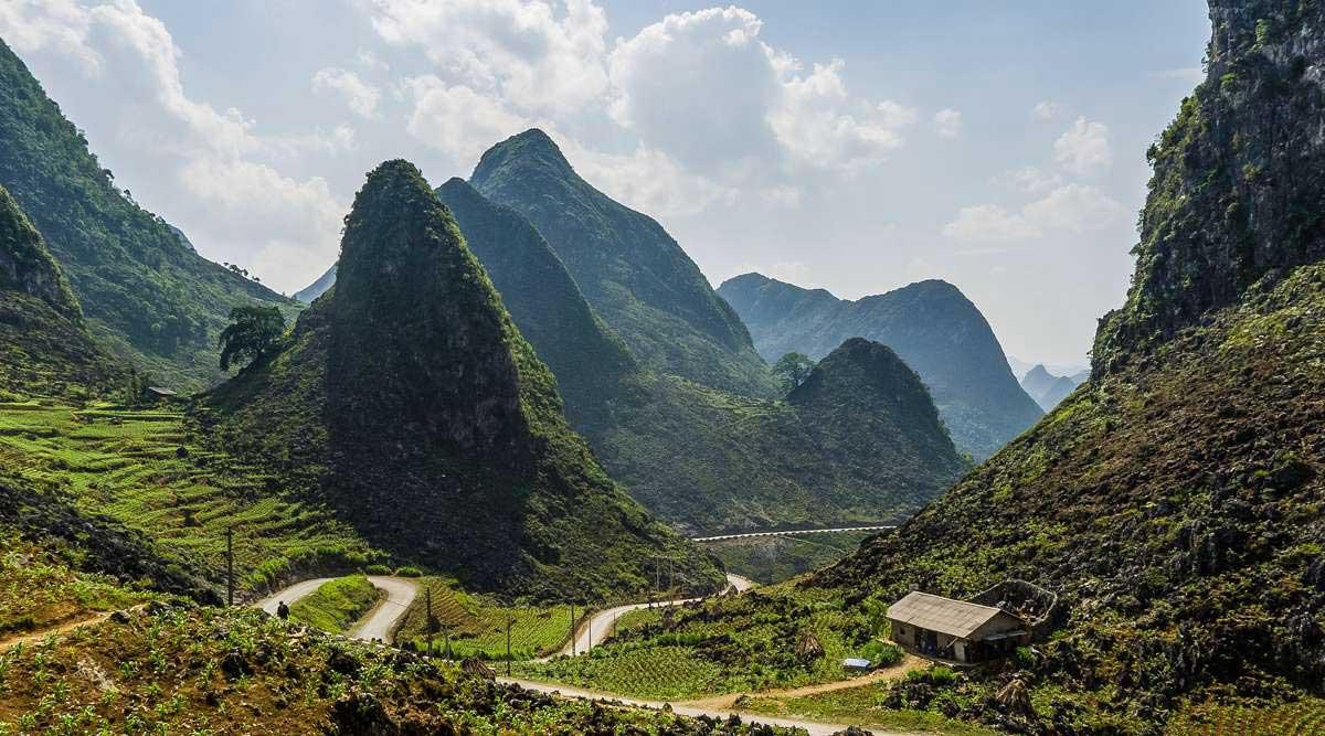 Ha Giang off the beaten track in Vietnam