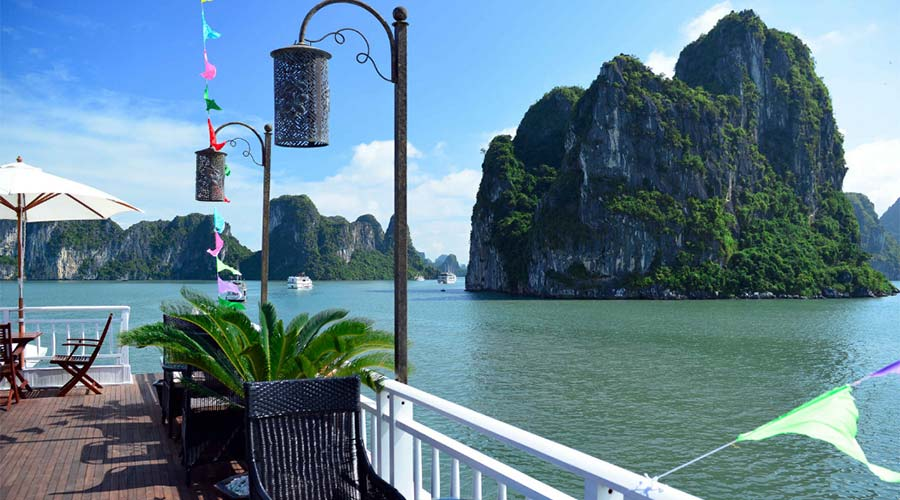 Halong Bay rondreis in Vietnam